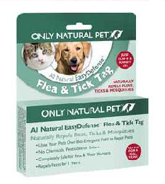 EasyDefense Flea & Tick Tag