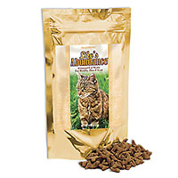 Life's Abundance Gourmet Cat Treats For Healthy Skin & Coat