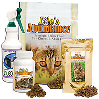 Life's Abundance Cat Product Executive Rep Pack