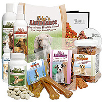 Life's Abundance Healthy Start Pack For Puppies