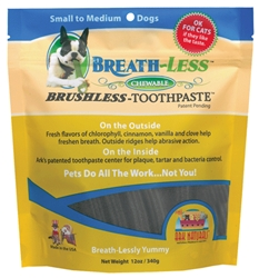 Ingredients Pet Naturals Oral Health Dog