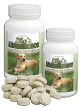 Life's Abundance Wellness Food Supplement for Dogs