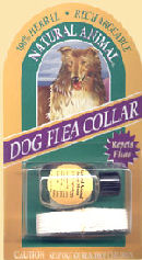 Natural Animal Herbal Dog Flea Collar