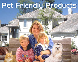 Pet Friendly Home Cleaning Products