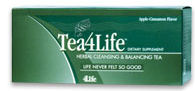 Tea4Life Cleansing Tea by 4Life Research