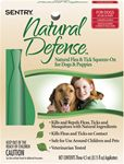 Sentry Natural Defense for fleas and ticks