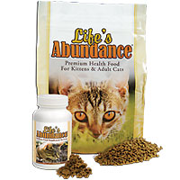 Life's Abundance Daily Nutritional System For Cats