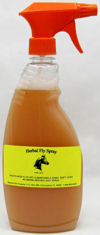 Herbal Fly Spray w/Aloe For Horses