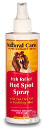 Hot Spot Itch Relief Spray